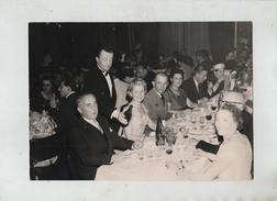 Banquet Mai 1957 UNEG Union Nationale Des Evadés De Guerre Officiers - Fotos