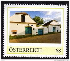 ÖSTERREICH 2016 ** Kellergasse Im Weinviertel - PM Personalisierte Marke MNH - Wein & Alkohol