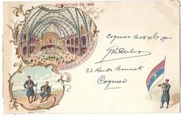 CPA - Exposition De 1900  Intérieur Du Grand Palais - Exhibitions