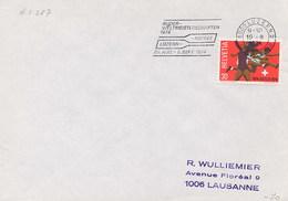 SVIZZERA - LUZERN - RUDER WM 1974 - ROTSEE - CANOTTAGGIO  REMI - CAMPIONATI MONDIALI - Canottaggio