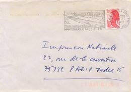 FRANCE - MANTES LA JOLIE - STADE NAUTIQUE - CANOTTAGGIO  REMI - Canottaggio