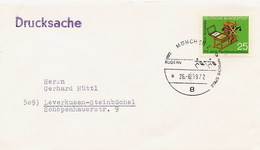 GERMANY - OLIMPYCS 1972 -  RUDERN CANOTTAGGIO - Canottaggio