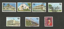 Lot De Timbres Années Diverses - Fidji (1970-...)