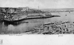 CPA BREST - POINTE ET SEMAPHORE - Brest