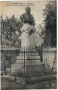 Lozere : Nasbinals, Statue De Pierrounet, Célèbre Rebouteur - France