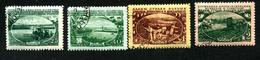 Russia 1951 Mi 1566-1569 Used,  Original Gum,no Hinged - 1923-1991 URSS