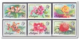 Antigua 1976, Postfris MNH, Flowers - Antigua En Barbuda (1981-...)