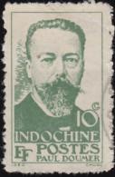 INDO CHINA - Scott #255 Governor-General Paul Doumer / Used Stamp - Indochina (1889-1945)