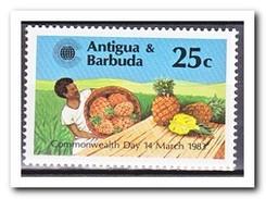 Antigua 1983, Postfris MNH, Fruit, Agriculture - Antigua En Barbuda (1981-...)