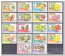 Antigua& Barbuda 1983, Postfris MNH, Flowers, Fruit, Plants ( See Scan 50c Stamp ) - Antigua En Barbuda (1981-...)