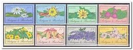 Antigua& Barbuda 1986, Postfris MNH, Flowers - Antigua En Barbuda (1981-...)