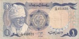 SOUDAN   1 Pound   1/1/1981   P. 18a - Soudan