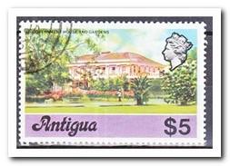 Antigua 1976, Gestempeld USED, Trees, Garden - Antigua En Barbuda (1981-...)