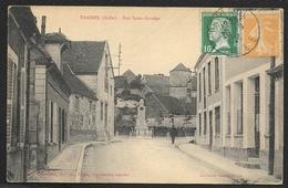 TRAINEL Rue Saint Antoine (Granddidier Boudier Pretat) Aube (10) - Altri Comuni