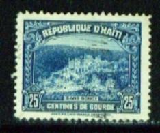 HAITI  -  1933  25c  Used As Scan - Haïti