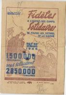 WW2, Tract 1946, Prisonniers De Guerre - Vecchi Documenti