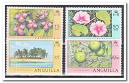 Anguilla 1978, Postfris MNH, Flowers, Trees - Anguilla (1968-...)