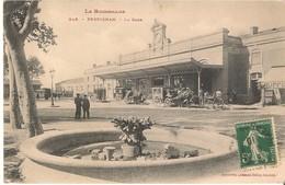 Perpignan ; La Gare. - Perpignan