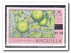Anguilla 1978, Postfris MNH, Plants, Overprint - Anguilla (1968-...)