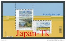 KANADA Mi. Nr. Block 82 Gemälde Von Dorothy Knowles -MNH - Blocks & Sheetlets