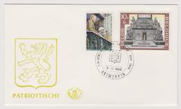 Enveloppe Cover Brief FDC 1er Jour 1474 1477 Patriottische Antwerpen - 1961-70