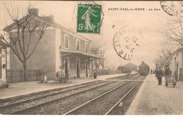 Saint Paul Le Jeune : La Gare - Other Municipalities