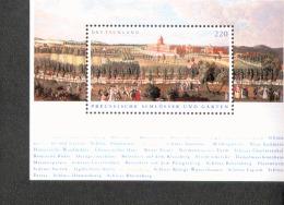 Bund Block 66 Palais Im Park Sanssouci  MNH Postfrisch ** - [7] West-Duitsland