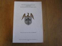 BESCHRYVINGHE DER STADT AERSCHOT DOOR RUMOLDUS JACOBUS WETZ 1996 Régionaal Aarschot Stad Kerk Brabant - Histoire