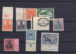 Deutsches Reich Lot **   (  N  6310  )