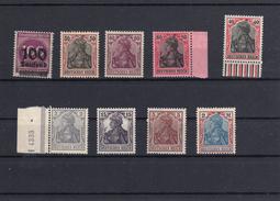 Deutsches Reich Lot **   (  N  6308  )