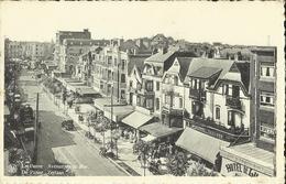 La  Panne -- Avenue  De  La  Mer.    (2 Scans) - De Panne