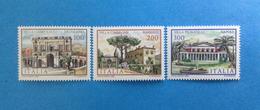 1981 ITALIA FRANCOBOLLI NUOVI STAMPS NEW MNH** - VILLE D'ITALIA - VILLE CAMPANE - 1981-90:  Nuovi