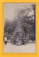 ALLEMAGNE- RHENANIE-PALATINAT-3 CARTES-PHOTOS -COBLENTZ-MONUMENT AUX MORTS -CEREMONIE En 1919 Au Monument Du Gal MARCEAU - Monuments Aux Morts