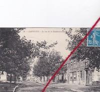 CP 62  -  LAVENTIE  -  La Rue De La Gendarmerie - Laventie
