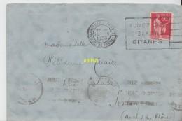 Enveloppe Timbrée - Marcofilia (sobres)