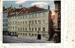 München Brauerei ...nette Alte Karte   (k6175  )  Siehe Bild - Germania