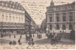 Dep  75 - Paris  - LaRue Auber   - Carte Précurseur - Carte à 0.90 Euro  : Achat Immédiat - Francia