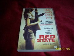 RED STATE °  FESTIVAL DU FILM FANTASTIQUE 2011 A STRABOURG °° PUTAIN J'ADORE CE FILM QUENTIN TARANTINO - Policiers