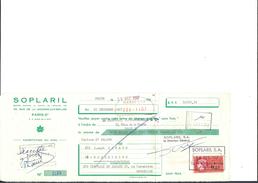 Ref 26/ 75, Paris, Soplaril, 1967,  Pour Roquevaire 13 - Banque & Assurance