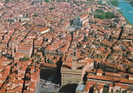 FIRENZE - Veduta Aerea - Palazzo Vecchio - Firenze