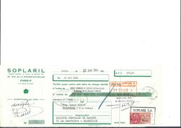 Ref 26/ 75, Paris, Soplaril, 1964,  Pour Roquevaire 13 - Banque & Assurance
