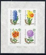 HUNGARY 1963 Stamp Day Imperforate Block MNH / **.  Michel Block 39B - Blocks & Sheetlets