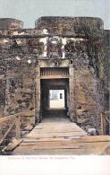 Entrance Of Old Fort Marion - St Saint Augustine - St Augustine