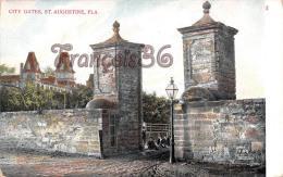 City Gates - St Saint Augustine - St Augustine