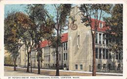 St Saint Peter's And St Paul's Parochial School - Lewiston - Lewiston