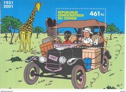 Tin Tin - Congo - Brazzaville