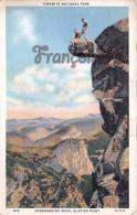 Yosemite National Park - Overhanging Rock - Glacier Point - Yosemite