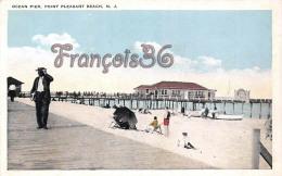 Ocean Pier - Point Pleasant Beach - Etats-Unis