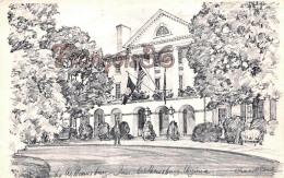 Williamsburg Inn - Williamsburg - Illustrateur Ill. Charles Overly - Autres