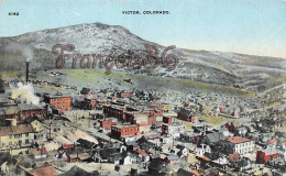 Victor - Colorado - City Of Mines - Etats-Unis